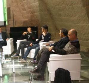 """La presentazione del volume """"Sedimenti"""" - Francesco Sciannarella"""