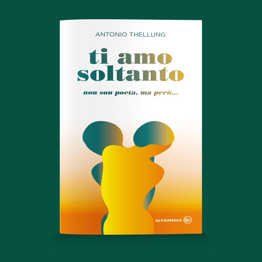 """""""Ti amo soltanto"""", Antonio Thellung a """"Siamo Noi"""" su TV2000"""