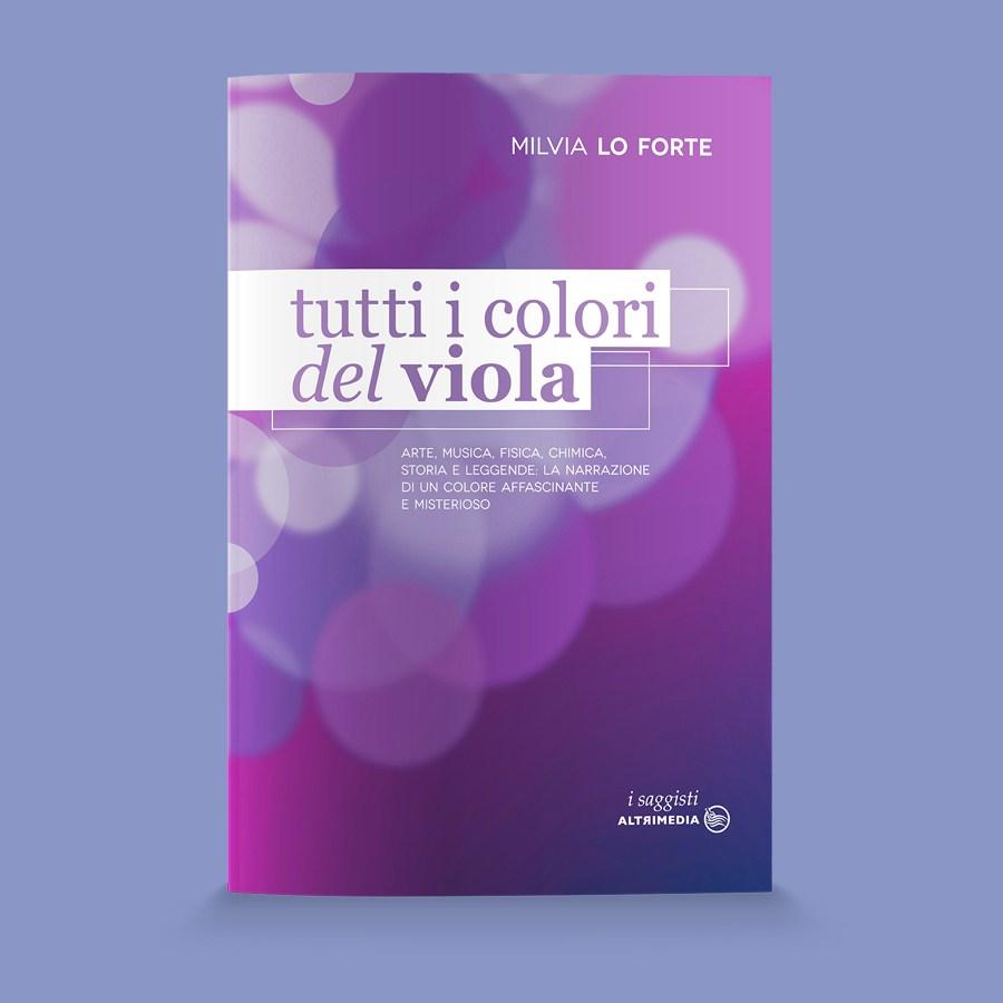 """""""Tutti i colori del viola"""", con Milvia Lo Forte alla scoperta di una tinta controversa"""