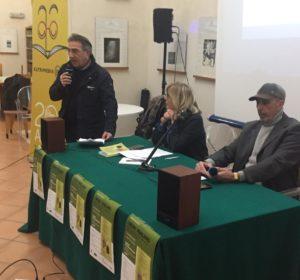 """""""I muri parlano"""", presentato a Matera il libro di Vincenzo Maida"""