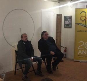 "Presentazione di ""Altri mondi altre storie"" a Matera"