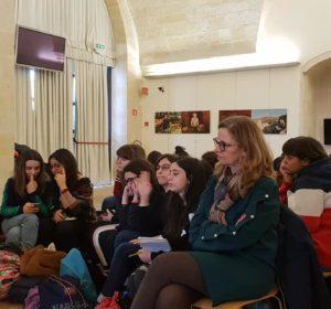 """Storie che salvano la vita: la rassegna di Altrimedia a Matera con gli studenti del Liceo Classico """"Duni"""""""