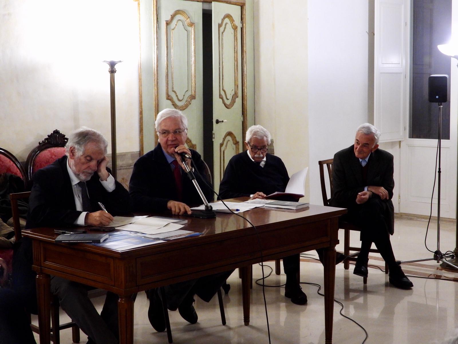 """Presentata a Matera la nuova edizione del volume di Alfonso Pontrandolfi """"La vergogna cancellata"""""""