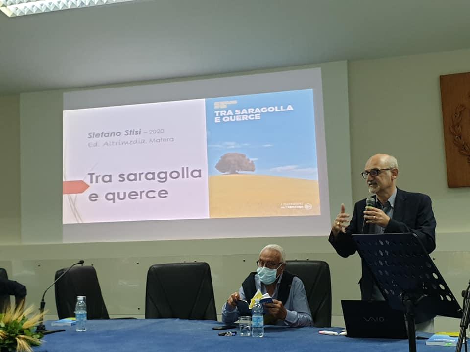"""Bagno di folla a San Marco dei Cavoti per l'anteprima nazionale del romanzo """"Tra saragolla e querce"""""""