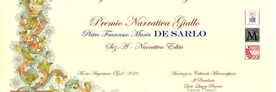 Premio De Sarlo